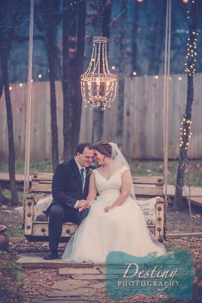 Hannah and John's Wedding at The Hidden Porch