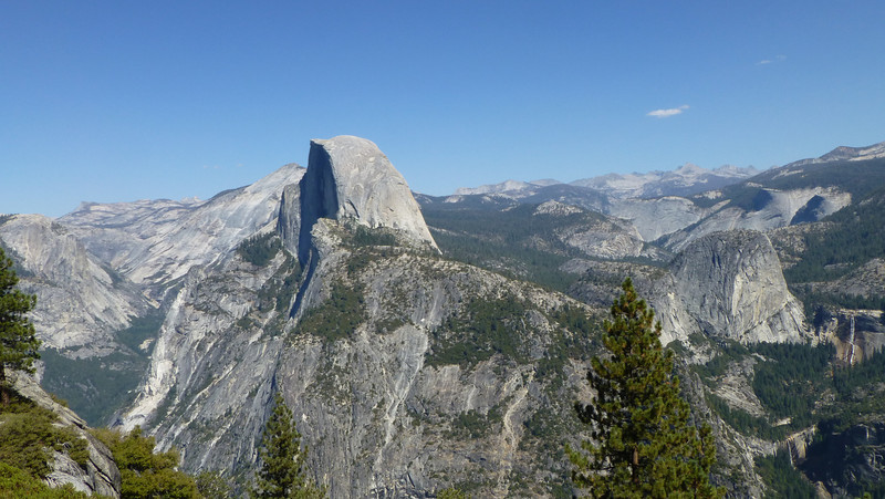 Yosemite, Lassen Volcanic National Park (Sept 14-16, 2012)