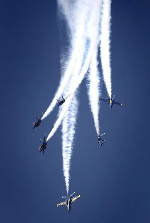 Blue Angels Shots