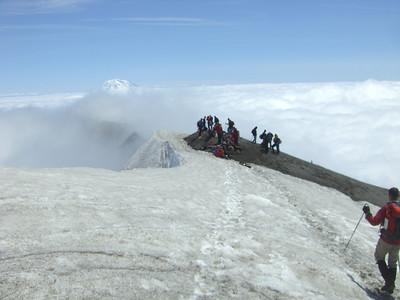 Mt St. Helens June 19 2009