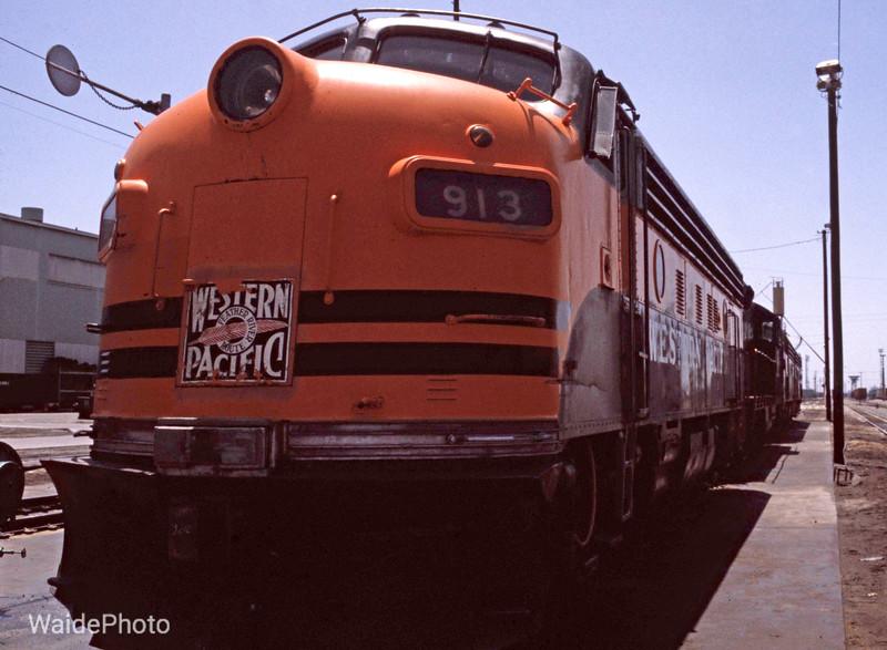 Stockton, California 1980