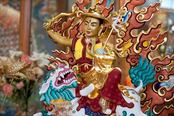 Dorje Shugden - 5 Lineages