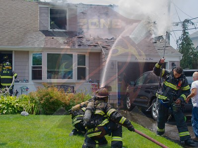North Bellmore F.D.  Signal 10  Little Neck Ave. 7/6/21