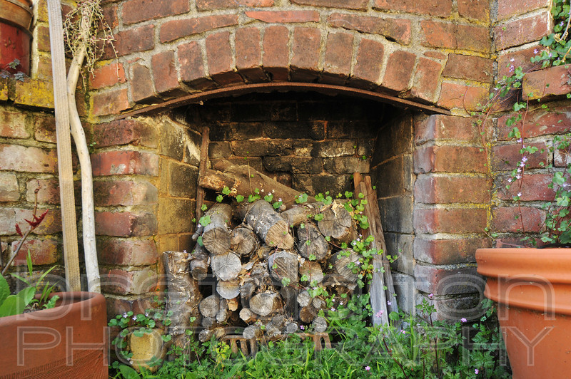 Forgotten Fireplace