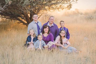 Shane Gebs Family