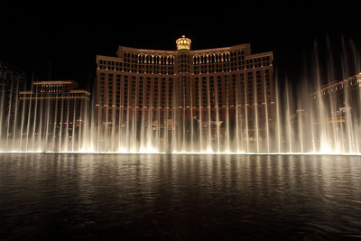 Bellagio Fountains Part 2