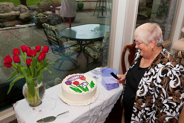Richea's 70th Birthday Party & Open House