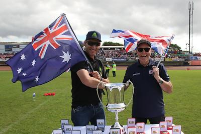 GB v Australia Test Match 04.08.18