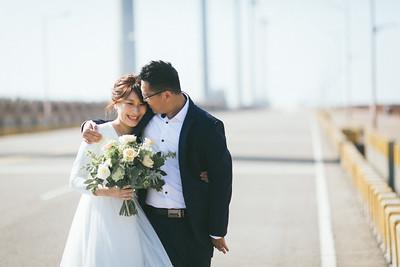 Pre-wedding | Hsien + Heidi