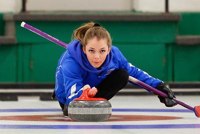 2016/2017 Saskatoon HS Curling League Play