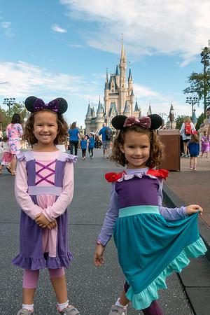 2018-11 Walt Disney World