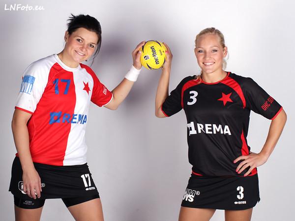 Slavia - Týmové focení
