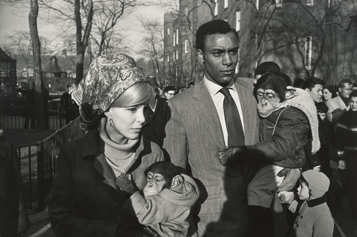 Garry Winogrand (1928 - 1984)