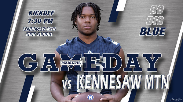Game 10 - Kennesaw Mtn