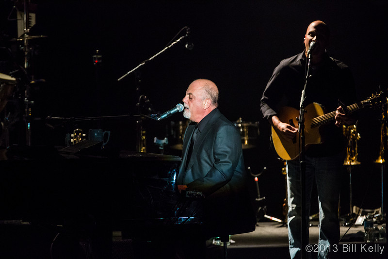 Billy Joel at the Paramount