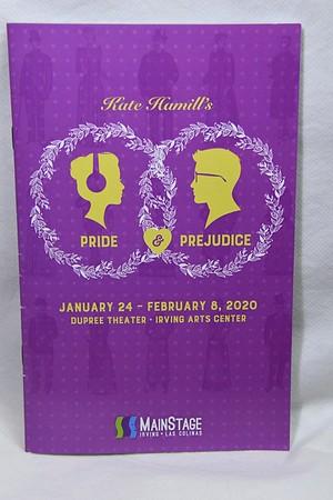 1-25-2020 Pride & Prejudice @ MainStage Irving-Las Colinas