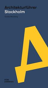 Cover Hochformat (AF, AG) Stockholm
