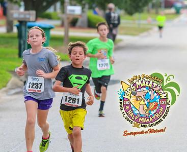 Long Dogger's Kids Marathon, April 2014