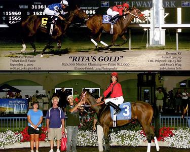 RITA'S GOLD - 9/09/2009