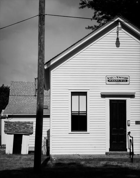 Perkins Hall [Franklinville, IL]