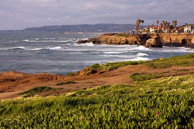 March 7, 2010 Sunset Cliffs