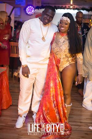 King Africa & Swanky Birthday Bash 3.13.16