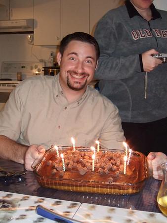 Andrew's Birthday, 2007