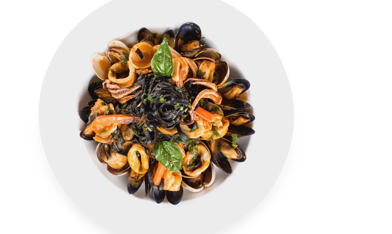 Black Pasta, Client - Bellini NYC, Upper West Side, NY