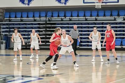 DHS Girls Basketball 01-08-2019