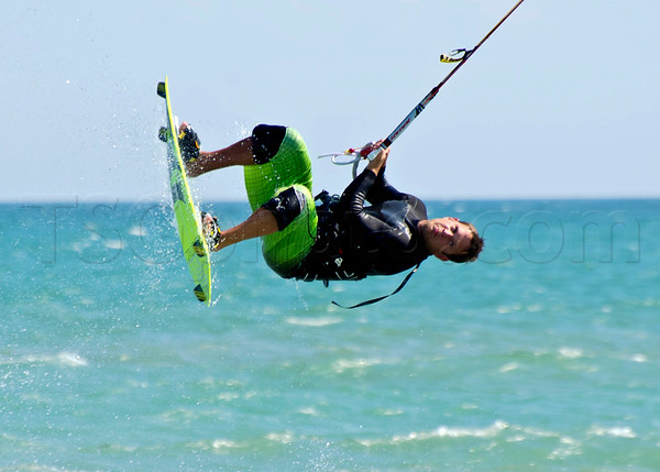 Kite Sailing - Sat Sept 25 - Ashbridges Bay