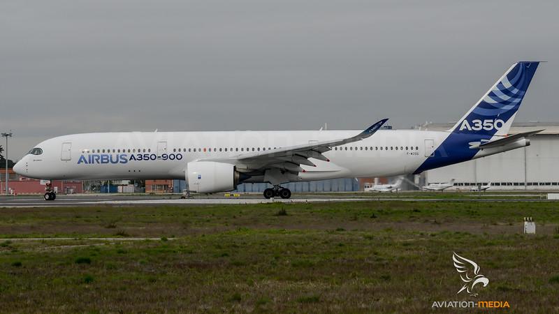Airbus Industries / Airbus A350-941 / F-WZGG