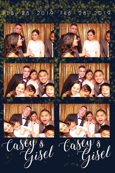 Gisel Tanjuakio & Casey Skoonberg Wedding  |  02.28.19