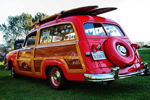 Vintage Woody Wagons