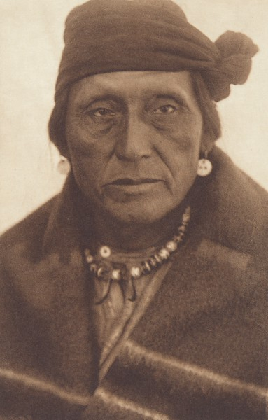 Holds the Eagle - Hidatsa (Indians of North America, v. IV. Cambridge, MA: The University Press, 1909)