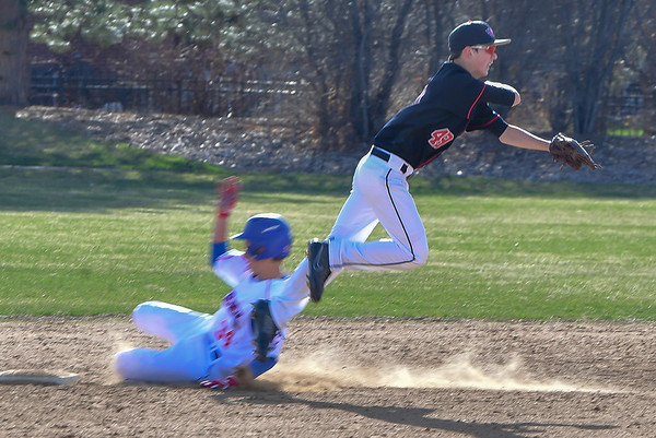 Freshman: Eaglecrest at Cherry Creek - April 9 2018