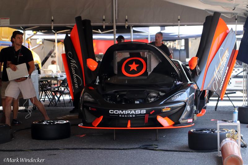 Compass Racing McLaren GT4