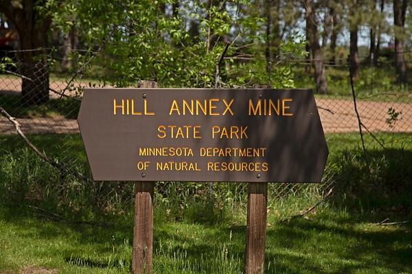 Hill Annex Mine State Park