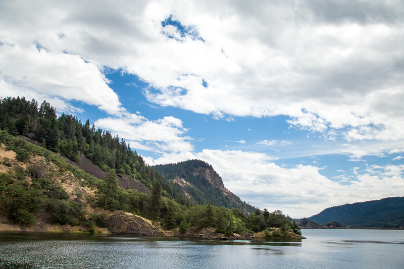 Drano Lake Coldwater Refuge