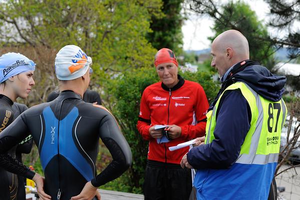 Thurgauer Triathlon, Stettfurt: Pro Frauen