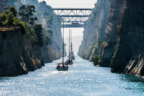 2017 10 05 Corinth Canal