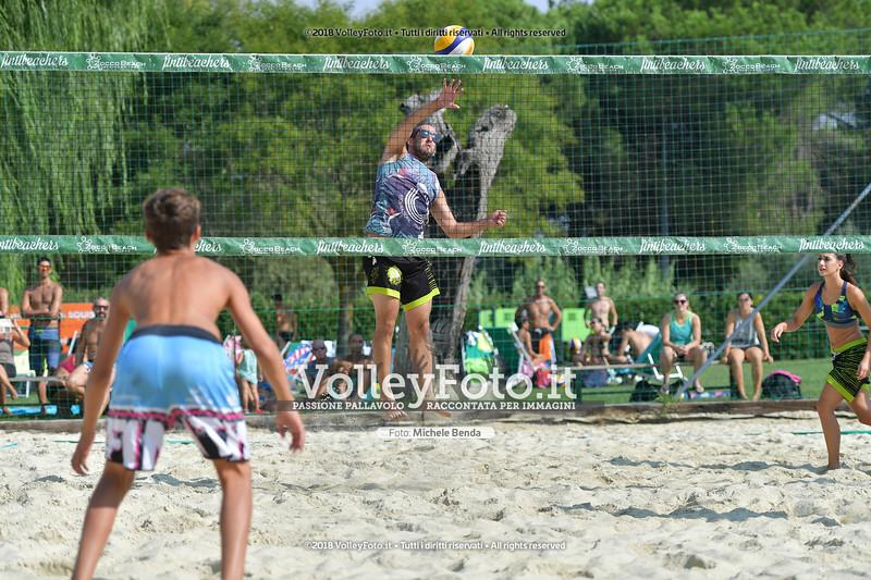presso Zocco Beach PERUGIA , 25 agosto 2018 - Foto di Michele Benda per VolleyFoto [Riferimento file: 2018-08-25/ND5_8436]