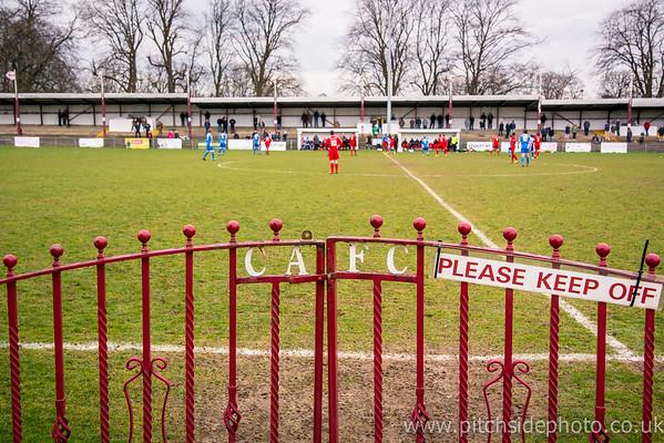Carshalton Athletic - Colston Avenue