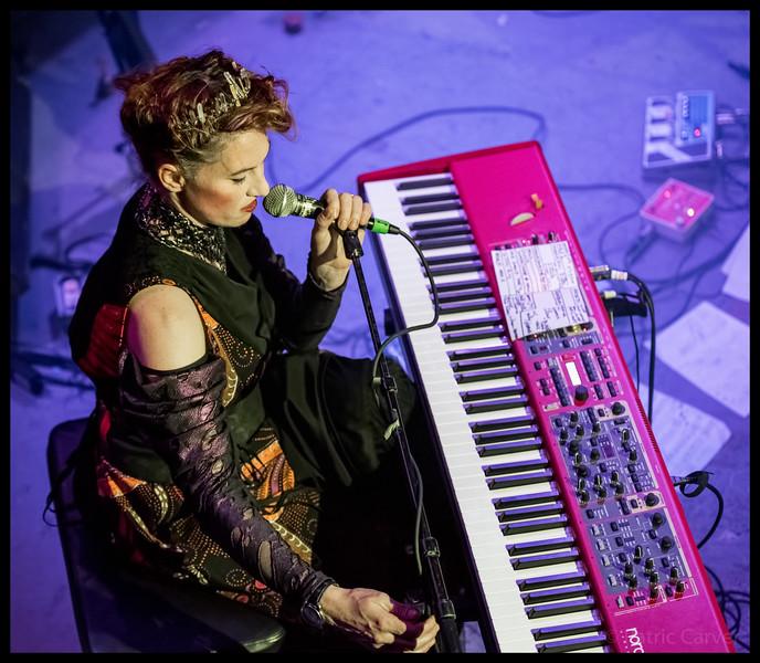 Amanda Palmer Edward Ka-Spel and Kat Robichaud at DNA Lounge by Patric Carver 24.jpg