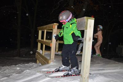 Dave Edlund Memorial Tournament:  January 10, 2014