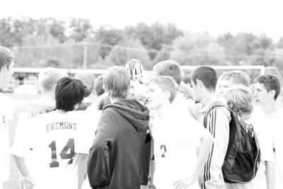 Boys JV Soccer - 2011-2012 - 9/22/2011 Tri-County