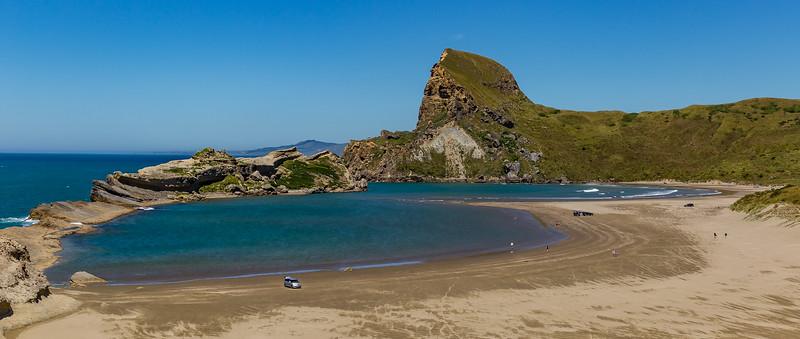 «Deliverance Cove» und der «Castle Rock»