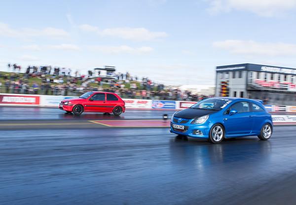 The Fast Show 2015 - Santa Pod