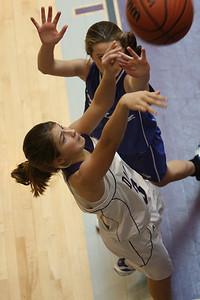 DMS Girls Basketball 12-13-08