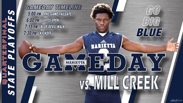 Game 13 - Mill Creek