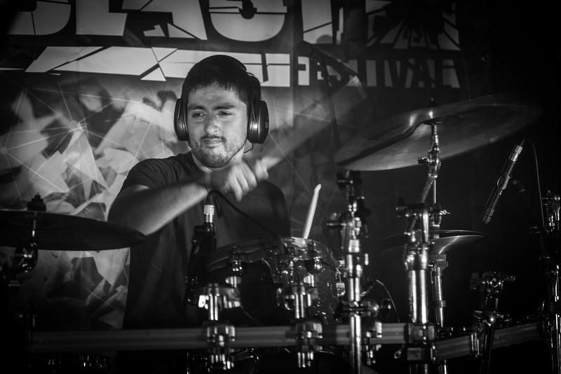 Benjamin Lechuga - Euroblast 2016